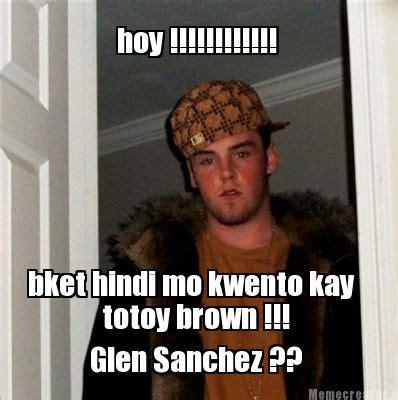 Meme Mo - meme creator bket hindi mo kwento kay totoy brown