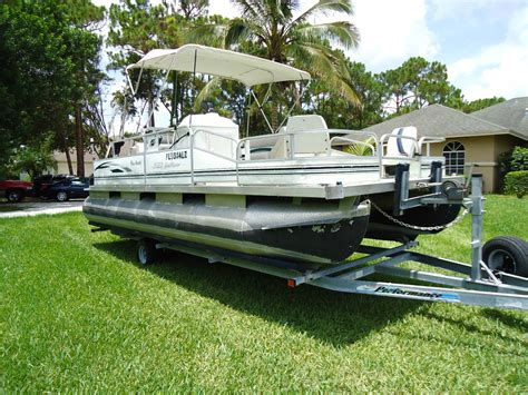 used pontoon boats west palm beach florida palm beach pontoon 2023 fish master 2003 for sale for 100
