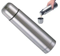 Crown Easy Travel Vacuum Flask 500ml Travel Thermos Vakum 500ml 17oz 500ml vacuum flask wall thermos