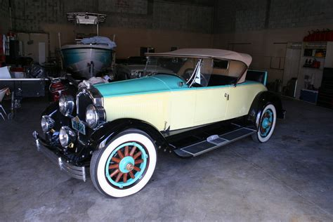 buick roadster for sale canary yellow 1927 buick roadster fia dayton replica for