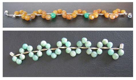 Asesoris Mangkuk Untuk Gelang Kalung Perhiasan Warna fizhfir tasbih batu eksklusif gelang batu zigzag