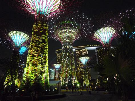 Patio Lights Singapore Gardens By The Bay 2015raparperisydan