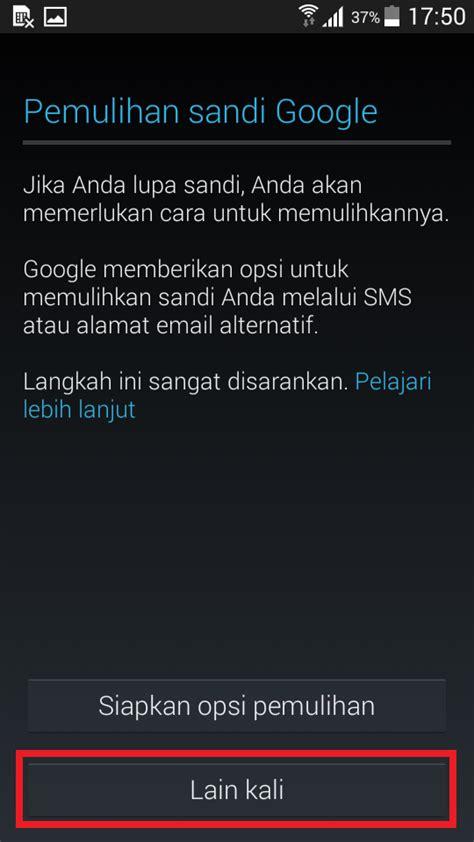 buat akun google play di android cara buat akun google play store baru di hp android