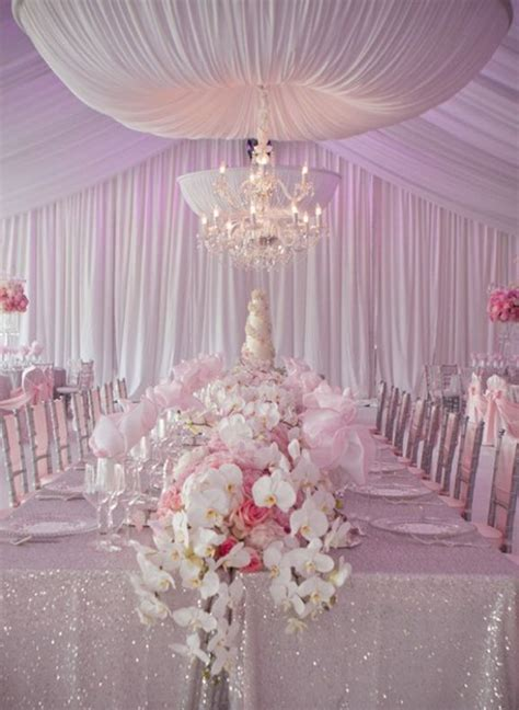 pink wedding theme decorations pin by ameliste es lista de bodas on decoraciones de mesas
