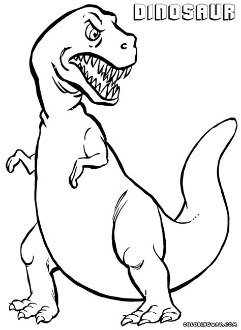 Scary Dinosaur Coloring Pages Coloring Pages To Download Scary Dinosaur Coloring Pages