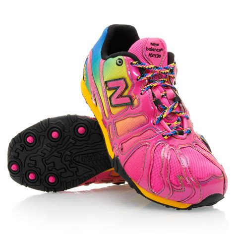 new balance 230 junior waffle racing shoes pink