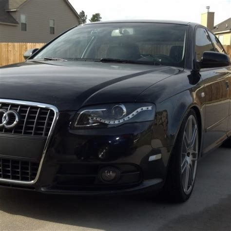 Drl Audi by Faruri Led Drl Audi A4 B7 B8 Look