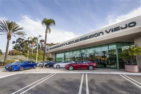 south county lexus car dealership in mission viejo ca