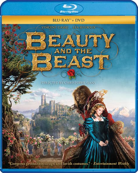 beauty and the beast 2014 beauty and the beast 2014 blu ray