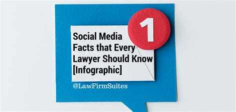 social media facts that every lawyer should infographic firm suites