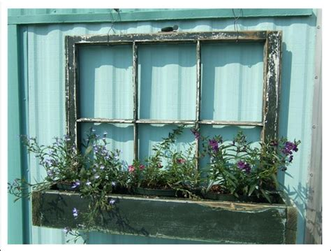 Window Box Frames It S Written On The Wall Windows Use Them In So Many