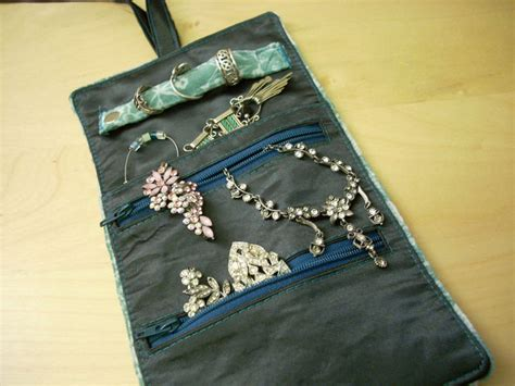 free pattern jewelry roll free pattern alert 15 organizers for the home on the