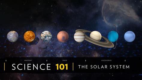 high quality solar system model solar system 101