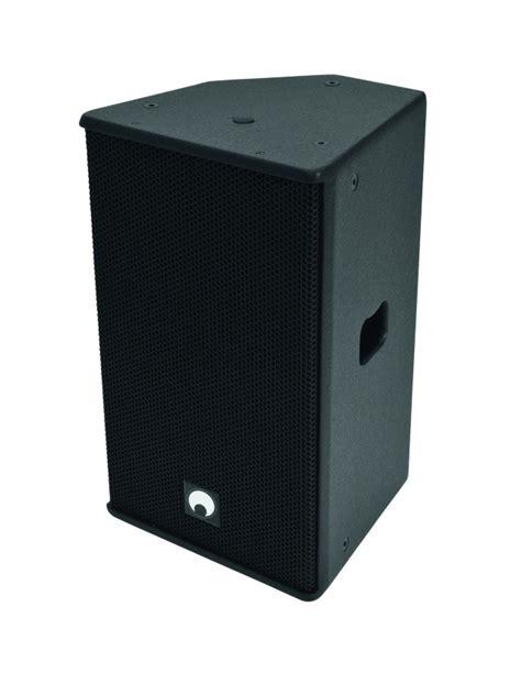 Speaker Pas omnitronic pas 212pro 2 way top pa dj speaker omnitronic
