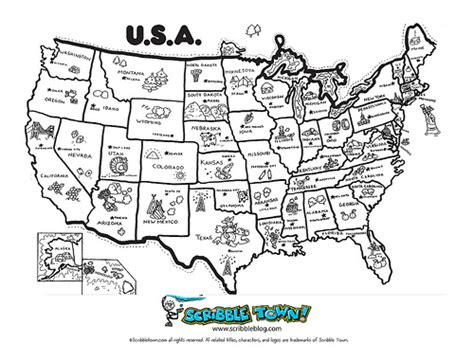 remember all 50 states map learn the 50 states flickr photo