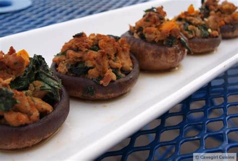 Detox Stuffed Mushrooms by 1000 Images About 21 Day Sugar Detox Approved Meals On