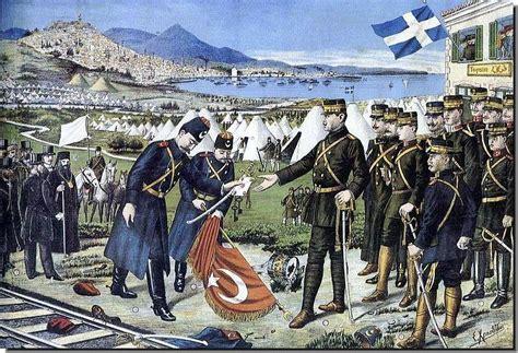 ottoman invasion of greece leaduptowarww1 war in the balkans
