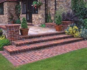 Brick Stairs Design Detail Brick Step Detail Landscape Detail The O Jays And Patio