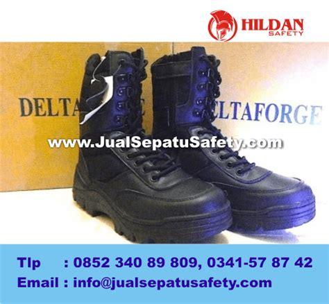 Sepatu Caterpillar Steel Toe Boot Series Ujung Besi 1 toko sepatu delta forge tactical series black termurah toko distributor sepatu
