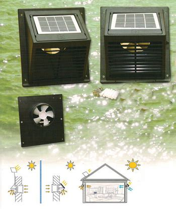 solar powered exhaust fan shed new wall solar vent fan for bathroom basement