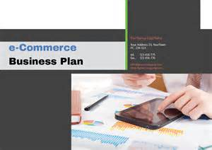 e commerce business plan template design ecommerce retailer business plan toolkit