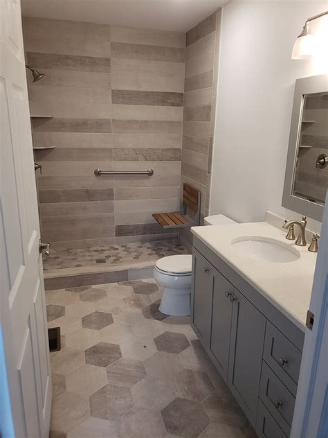 folding bench seat   shower design build planners