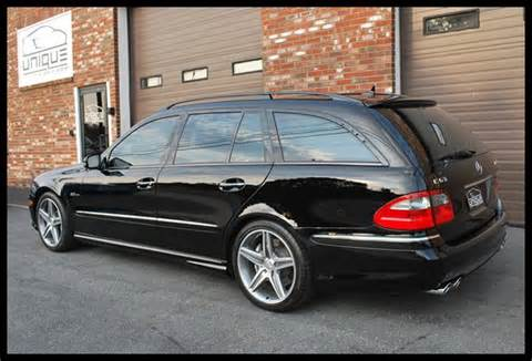 Mercedes E63 Amg Wagon For Sale Mercedes E55 Amg Wagon Sale