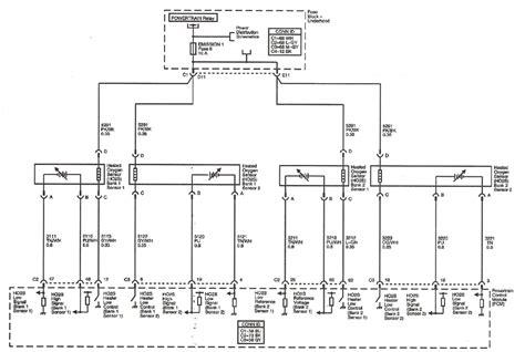 wiring diagram  fuel pump circuit  pontiac
