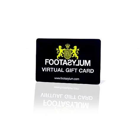 Virtual Gift Card - footasylum virtual gift card from 163 10 to 163 300 virtual footasylum