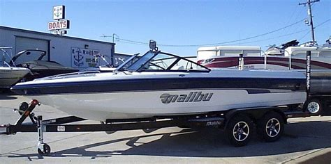 malibu boats okc 2001 malibu sunsetter vlx for sale in okc oklahoma