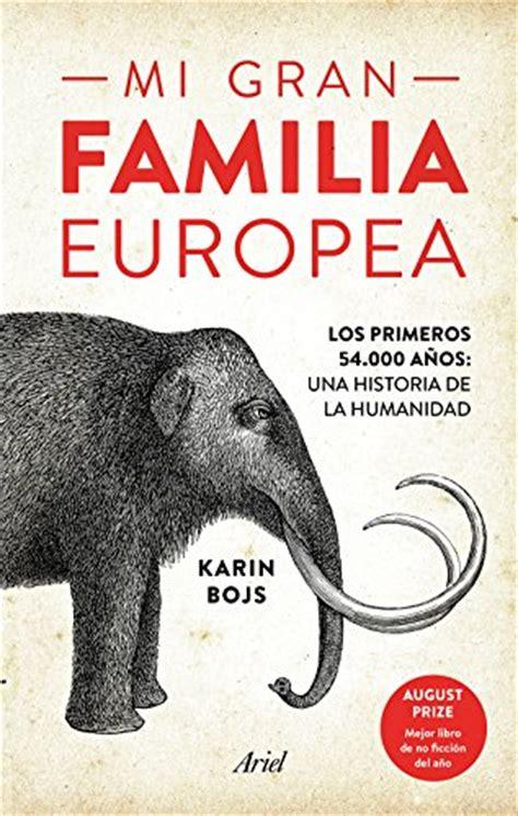 mi gran familia europea entretenerme pdf