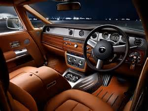 Rolls Royce Sports Cars Rolls Royce Phantom 2013 Interior