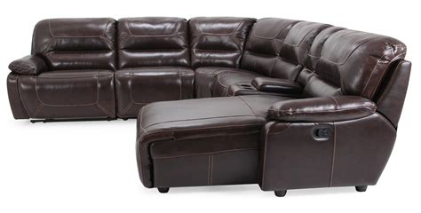 cheers sectional sofa cheers sofa rxw9160m casual 6 piece reclining sectional