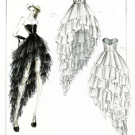 design fashion news fashion design sketches fashion design sketches 108