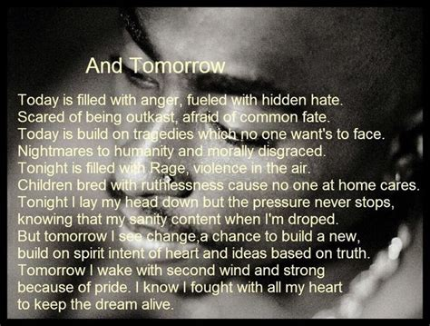 Tupac Birthday Quotes Best 25 2pac Poems Ideas On Pinterest 2pac Quotes