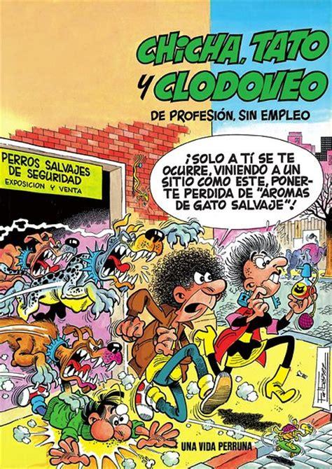 libro chicha tato y clodoveo libros con etiqueta koomic en biblioeteca