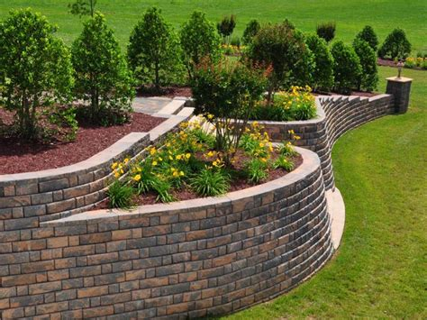 building a pit with retaining wall blocks block pit advantages a cfire pit
