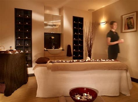 room luxury spa treatment room salon ideas