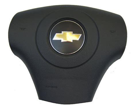 chevrolet hhr drivers side airbag air bag  black