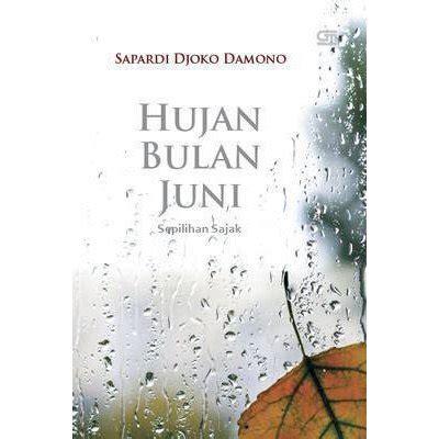 film hujan bulan juni review hujan bulan juni by sapardi djoko damono reviews