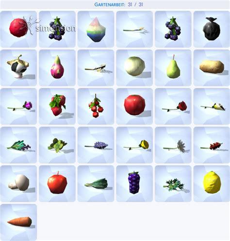 Garten Pflanzen Sims 4 by Sims 4 Sammlung Gartenarbeit