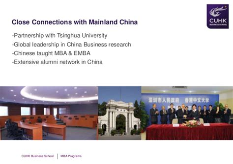 Hong Kong Mba Placements by 2013 Feb 23 Cuhk Openhouse
