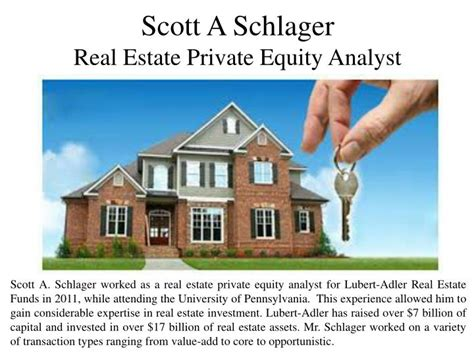 ppt a schlager real estate equity