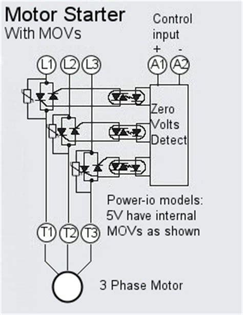 3 phase contactors