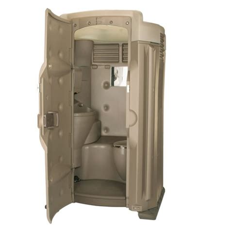 mobile bathrooms luxury high tech ii fresh water flushing portable toilet