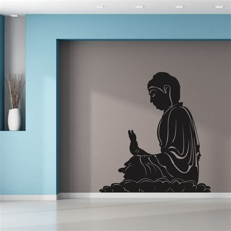 buddha wall stickers wallstickers folies buddha wall stickers