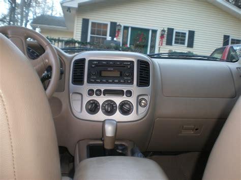 2005 ford escape interior pictures cargurus