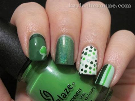 st nails 17 st s day nail ideas
