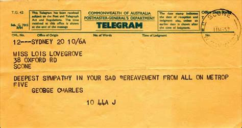 jr s nostalgia telegram