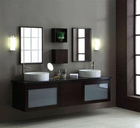 Modern Bathroom Floating Vanities by Floating Bathroom Vanity 16 Photo Bathroom Designs Ideas